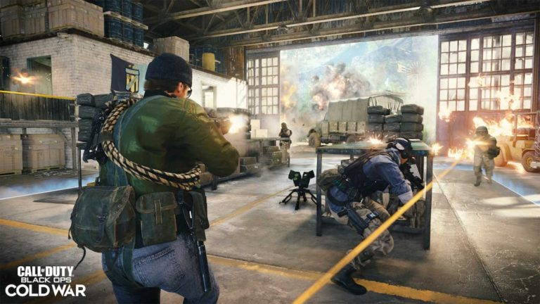Estos son los nuevos mapas del multijugador de Call of Duty: Black Ops Cold War