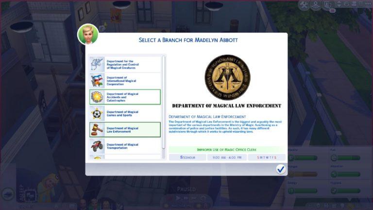 Estas son las profesiones mejor pagadas en The Sims 4