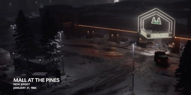 the pines maps cod black ops cold war