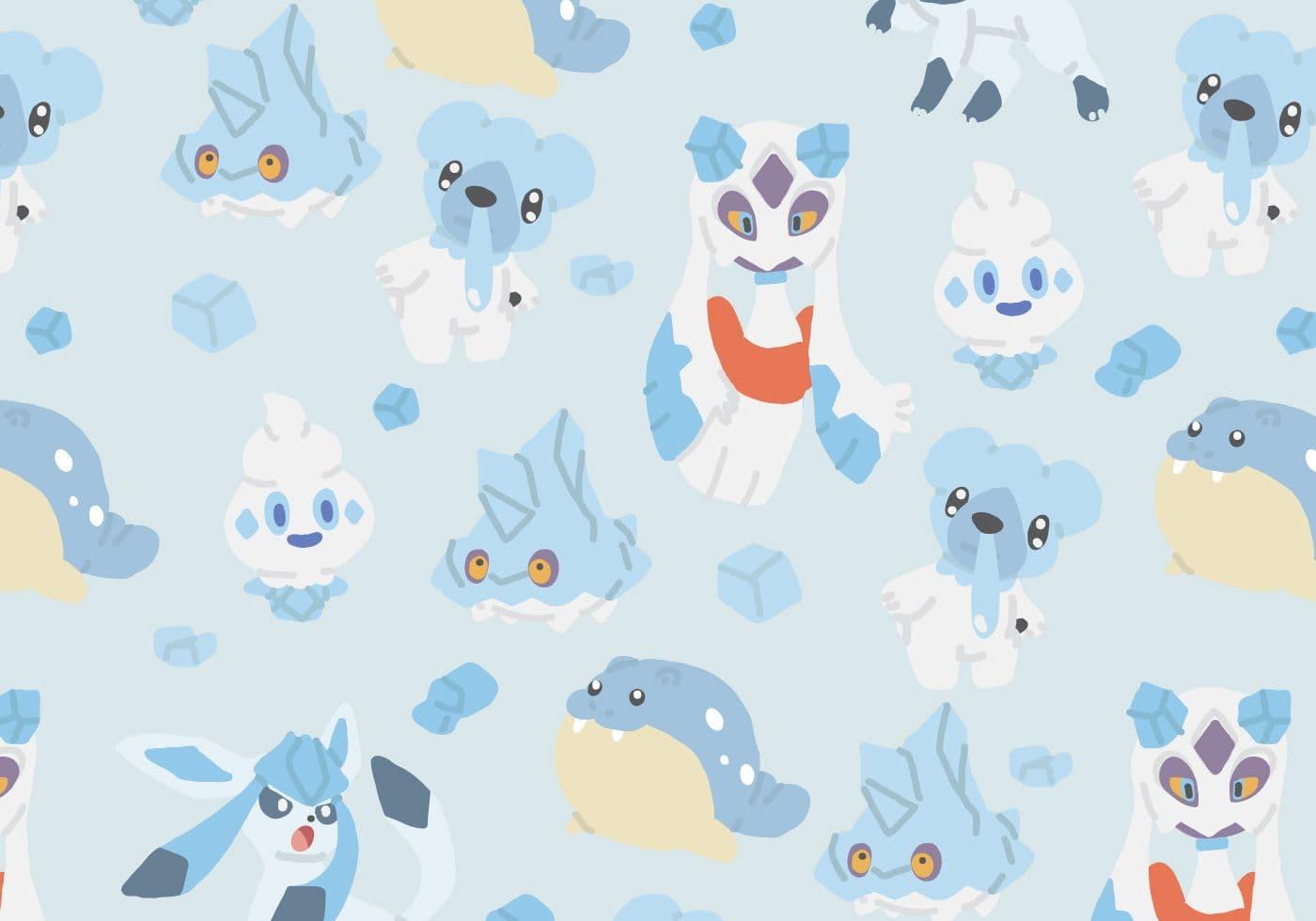 Todos los ataques de tipo hielo de Pokémon GO