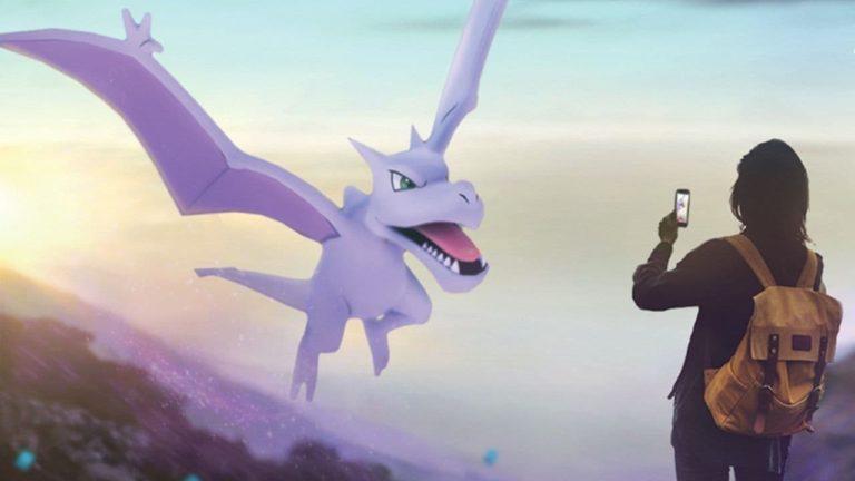 Estos son todos los ataques de tipo roca en Pokémon GO
