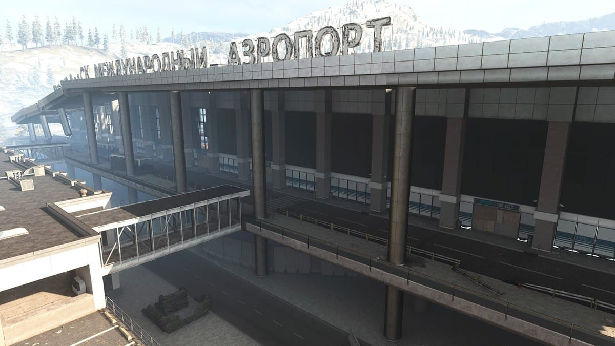 El mejor método para tomar la torre del aeropuerto de Verdansk en Warzone   Kyaooo