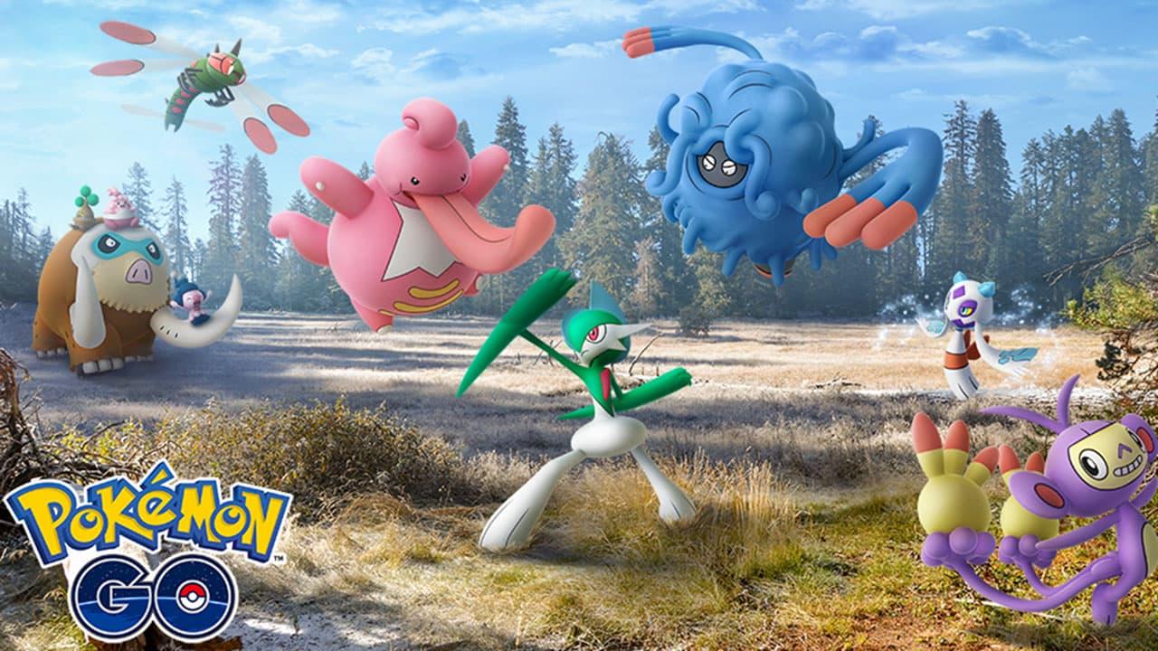 Todo lo que necesitas saber sobre el evento de Sinnoh de Pokémon GO