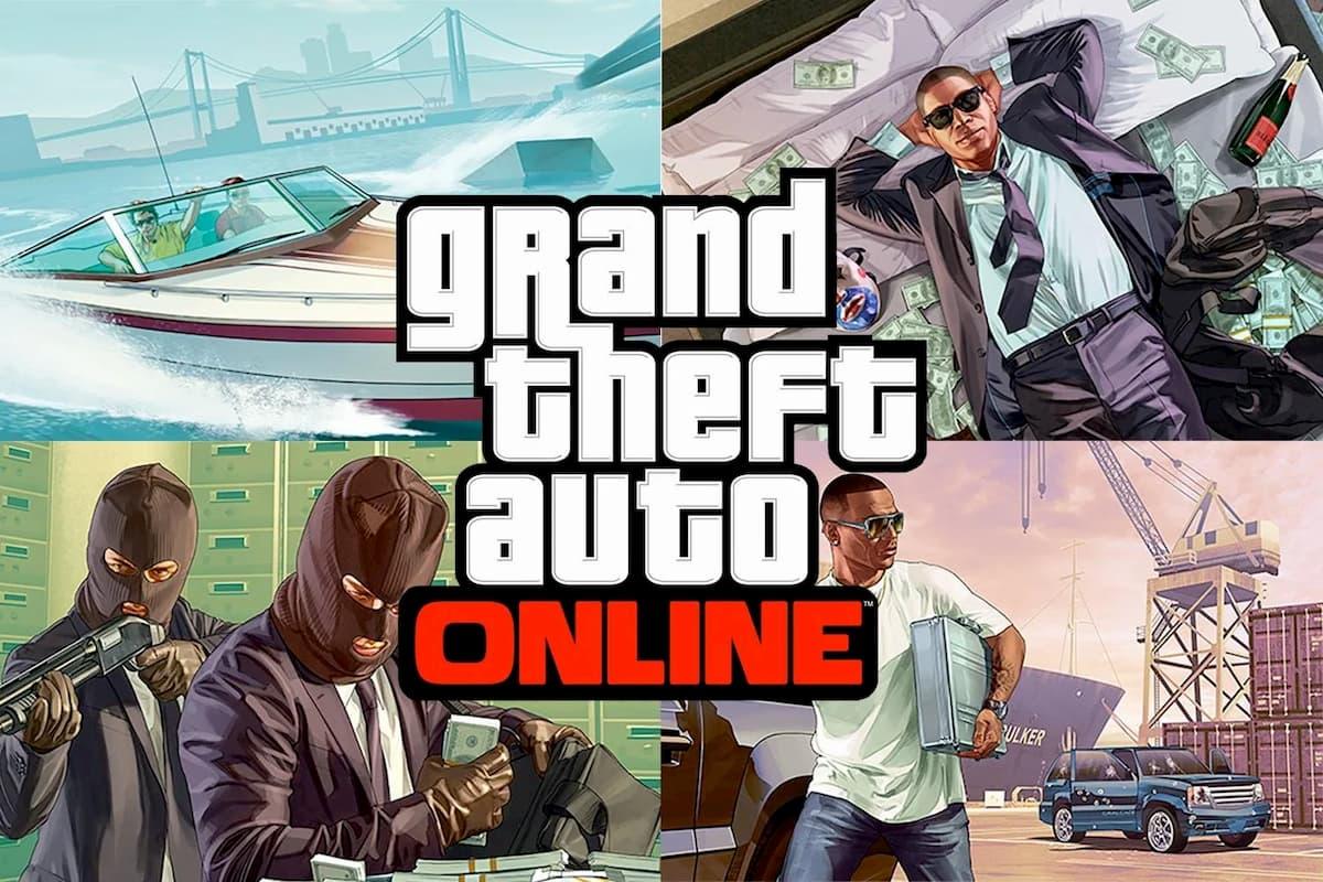 GTA Online tendrá una versión actualizada para Xbox Series X y PS5