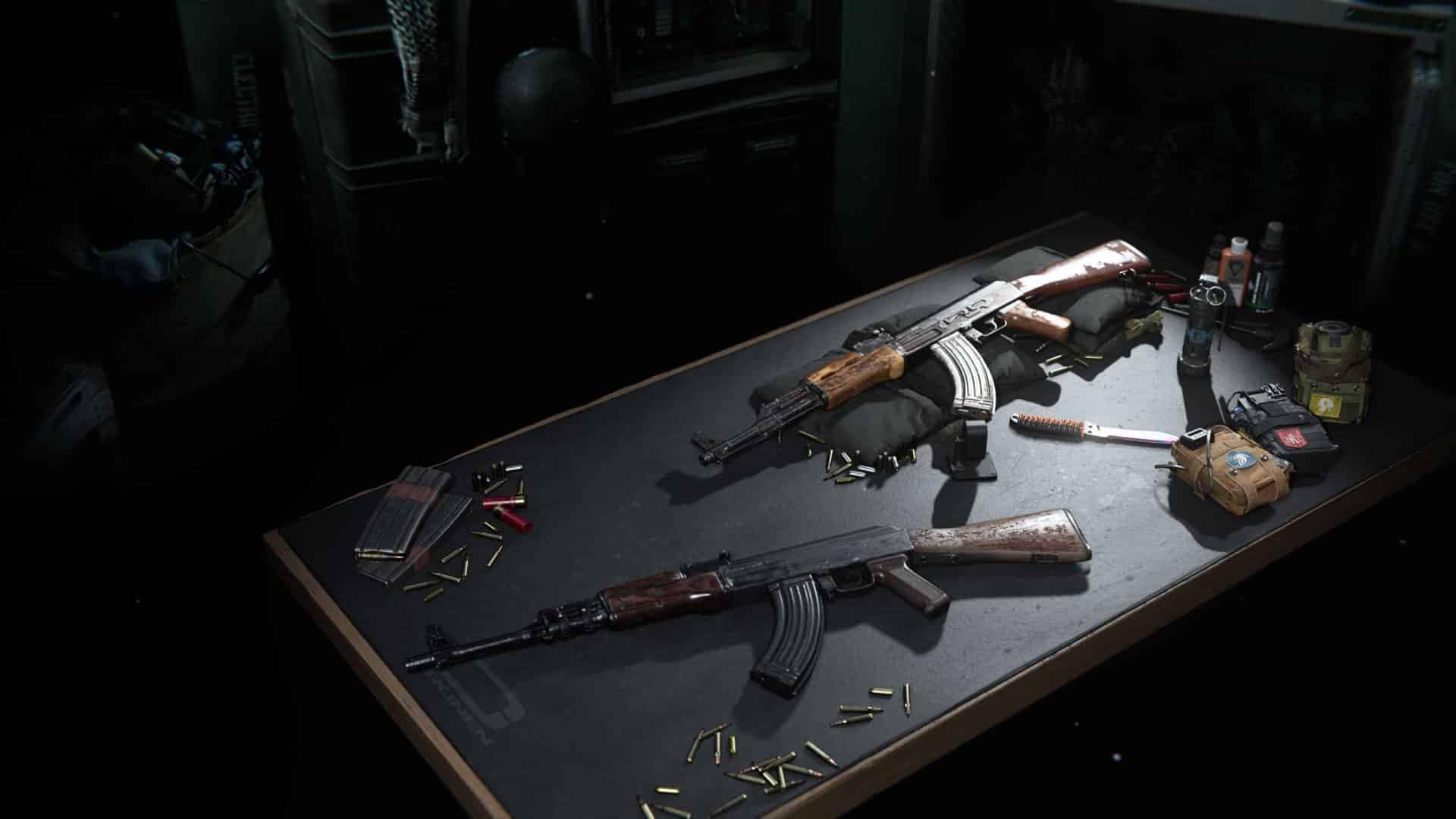 Las mejores clases para cada arma de Warzone y CoD: Black Ops Cold War