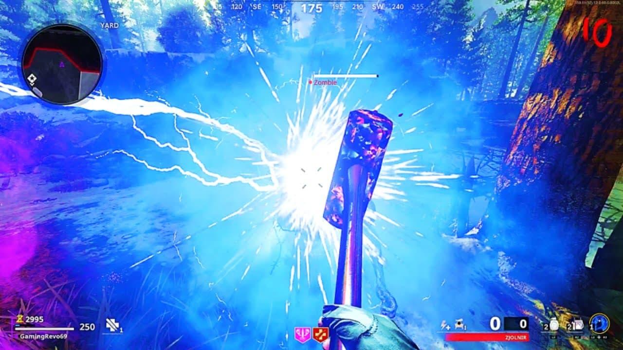 Cómo desbloquear el mazo eléctrico en los zombis de CoD: Black Ops Cold War