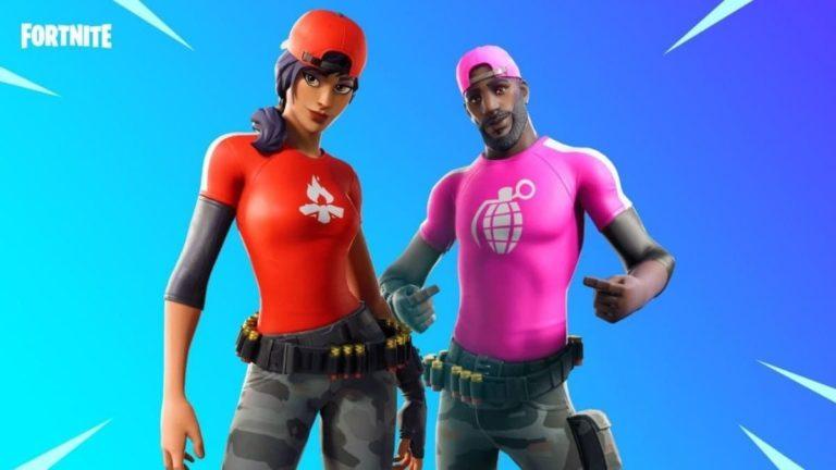 Ya está disponible en la tienda una nueva tanda de skins Brigada de Estandarte