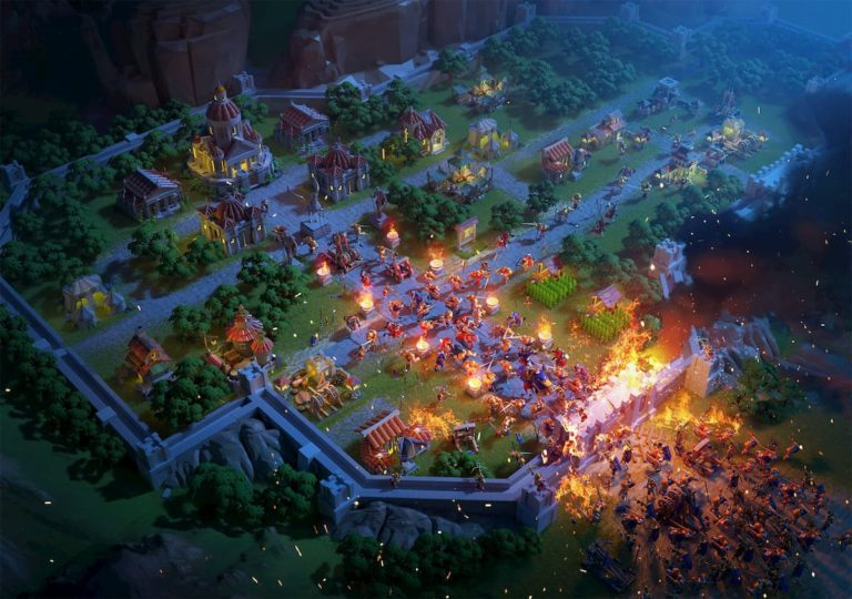 Rise of Kingdoms y Age of Empires, ¿juegos similares?