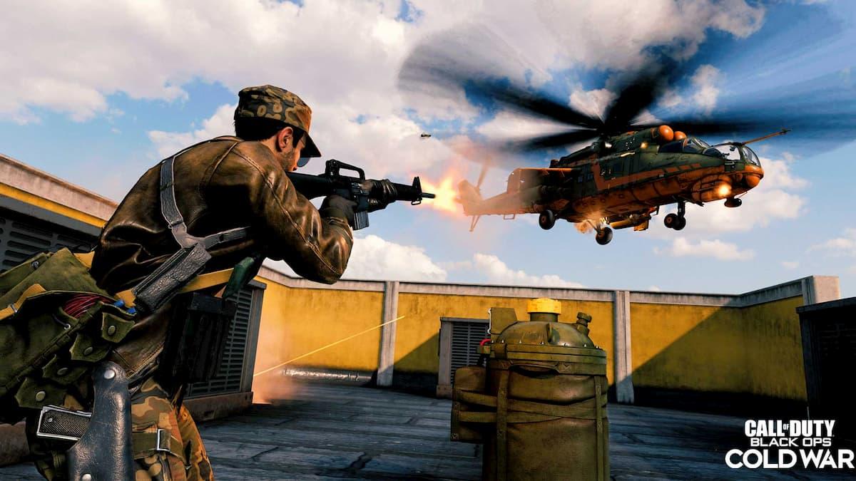 El mapa Sanatonium llega a CoD: Black Ops Cold War