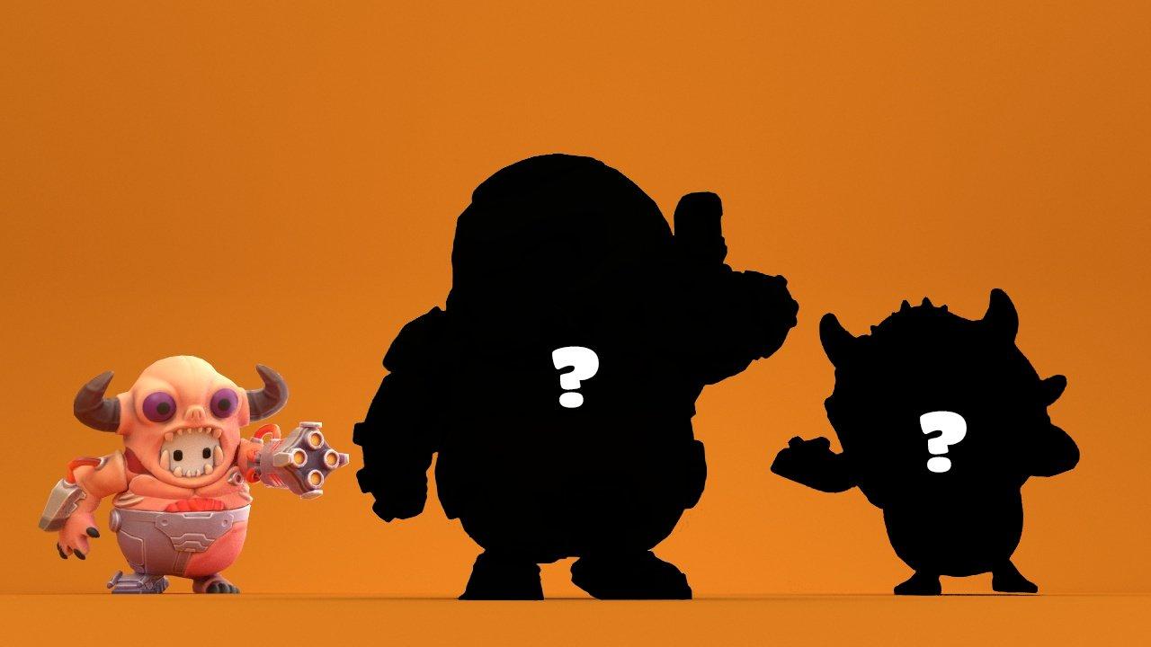 Así será la primera de las 3 skins de Doom Eternal en Fall Guys | Kyaooo
