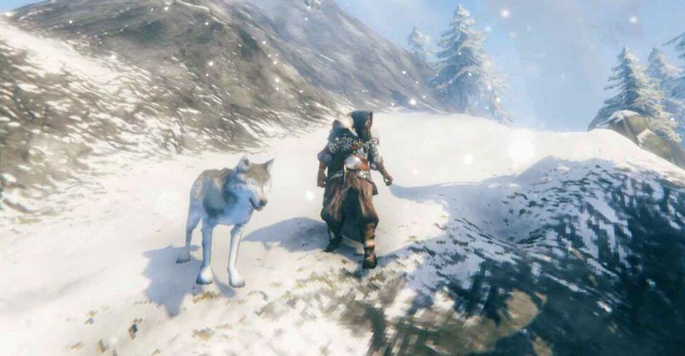 armadura lobo valheim