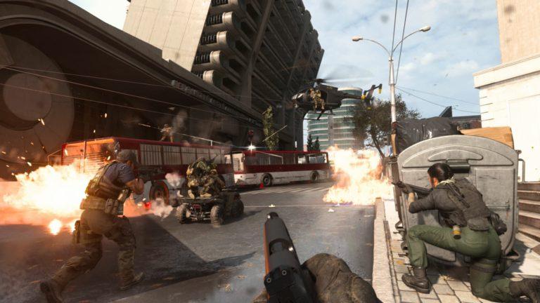Un bug de CoD: Black Ops Cold War elimina los paquetes de ayuda en partida