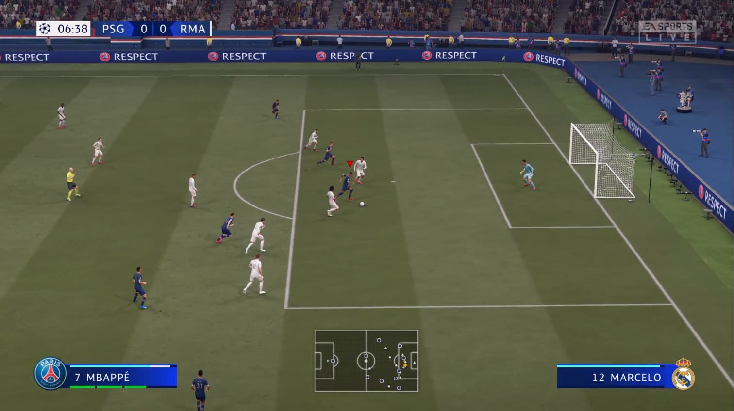 Imposible que haya más bugs por minutos: ¡así de mal va FIFA 21!