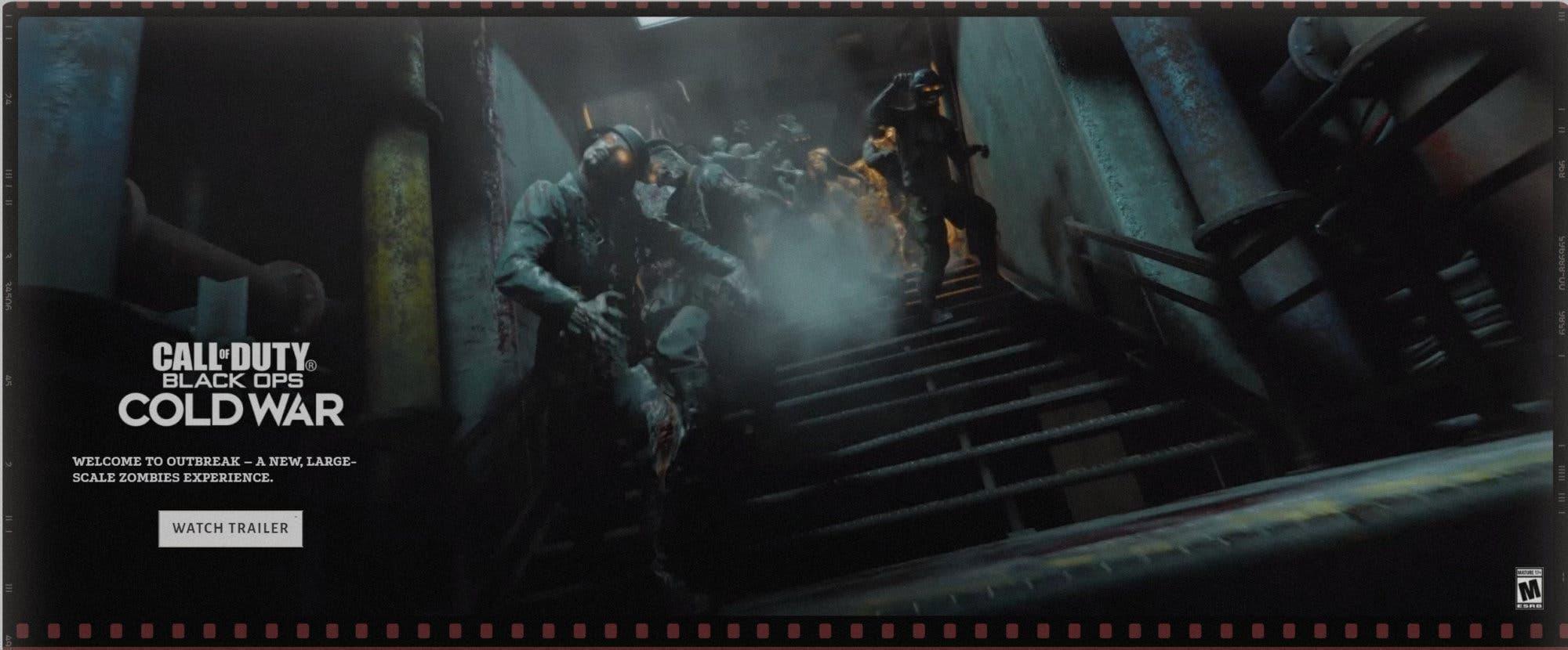 CoD: Black Ops Cold War contará con Outbreak, un nuevo modo de zombis | Kyaooo