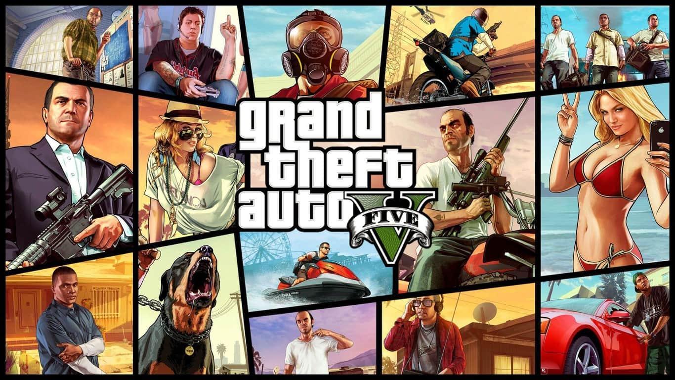 GTA V alcanza la cifra de 140 millones de copias vendidas en todo el mundo