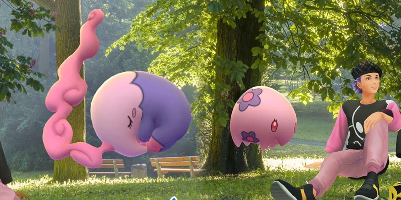 Pokémon GO añade a Munna y Musharna a su pokédex