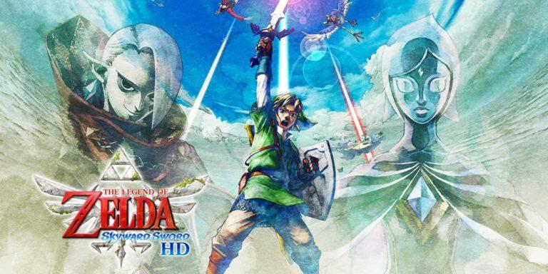 The Legends of Zelda: Skyward Sword HD se lanzará en Switch