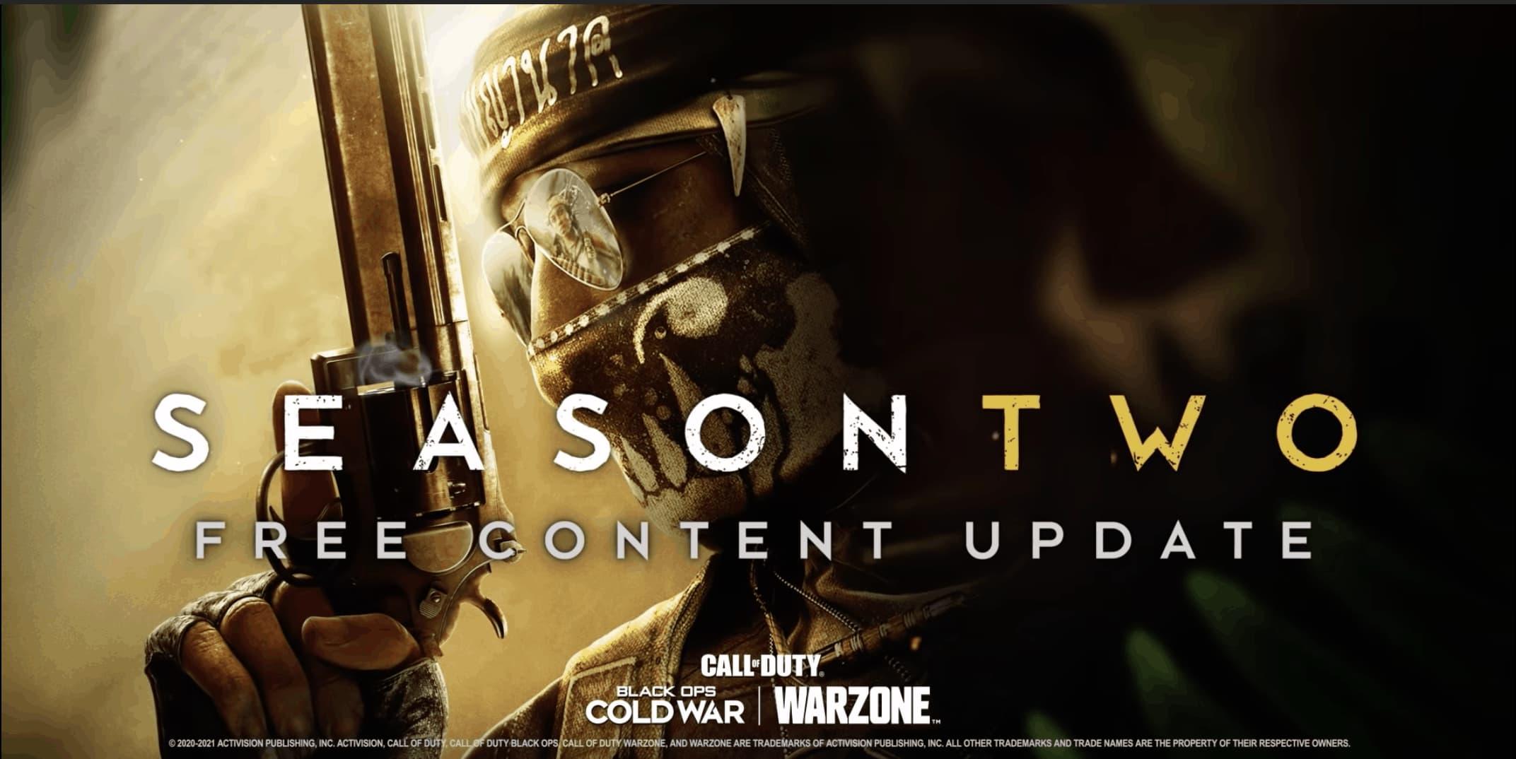 Novedades del tráiler de la temporada 2 de Warzone y CoD: Black Ops Cold War