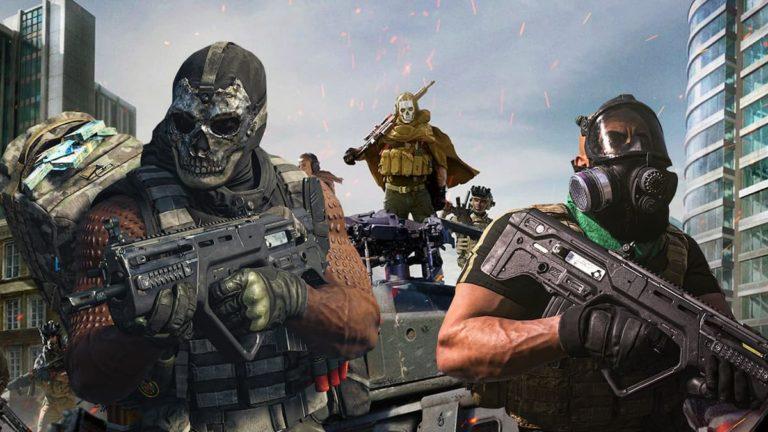 La nueva actualización de Warzone y Modern Warfare liberarán 10Gb de espacio en disco
