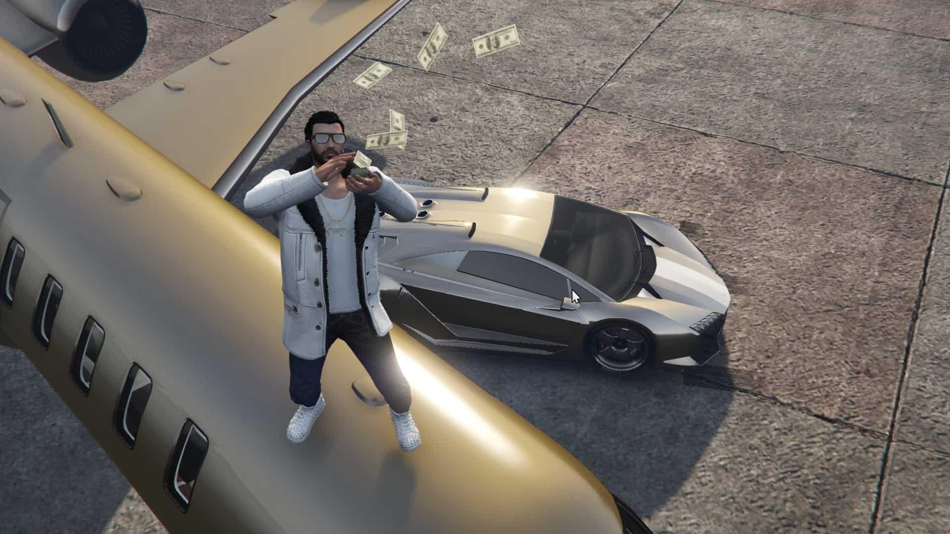 Cómo conseguir dinero infinito en GTA V