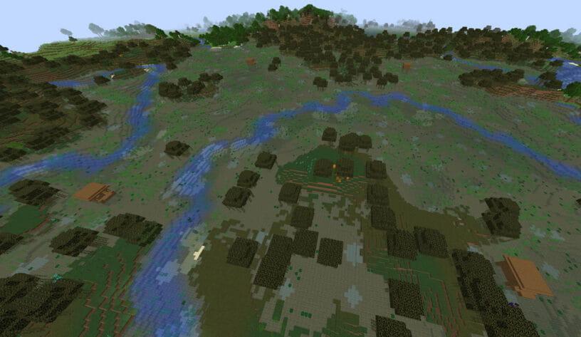 cuatro brujas minecraft 1