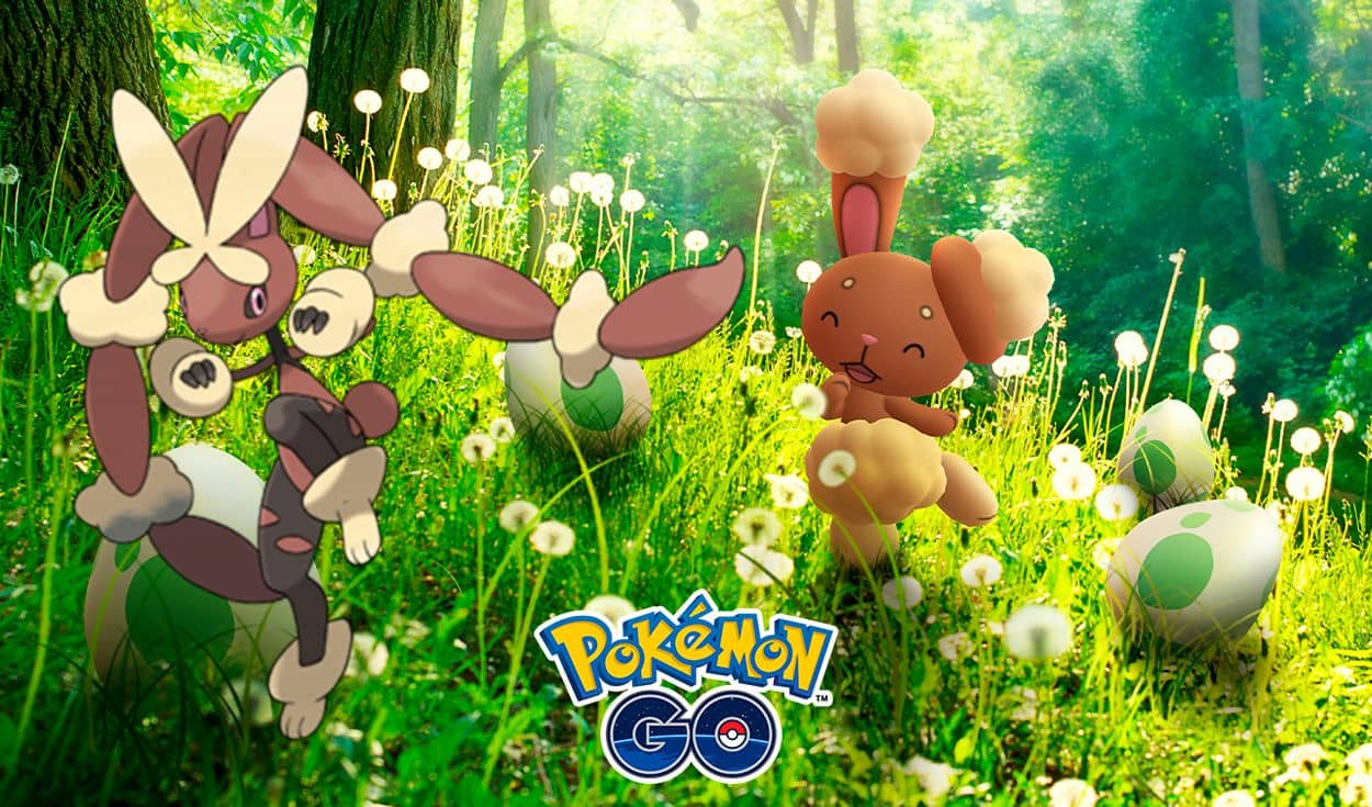Así será el evento de primavera de Mega-Lopunny en Pokémon GO