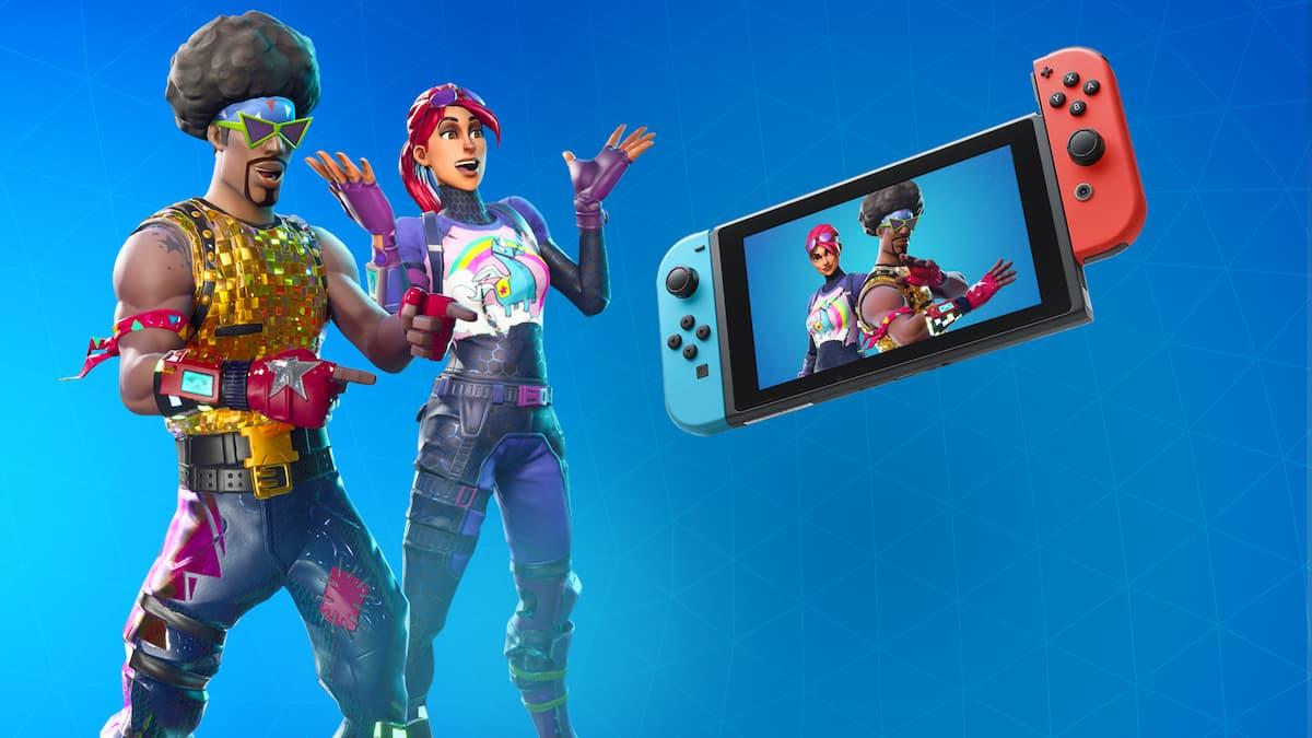 Fortnite: mejora el rendimiento y la resolución en Nintendo Switch con la nueva actualización