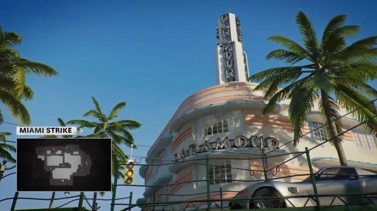 Así es Miami Strike, el nuevo mapa de Call of Duty: Black Ops Cold War