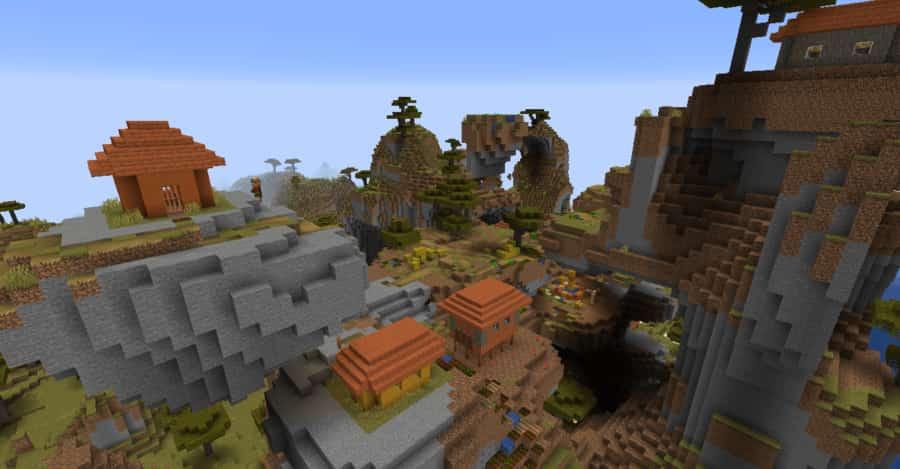 minecraft mundo vecinos