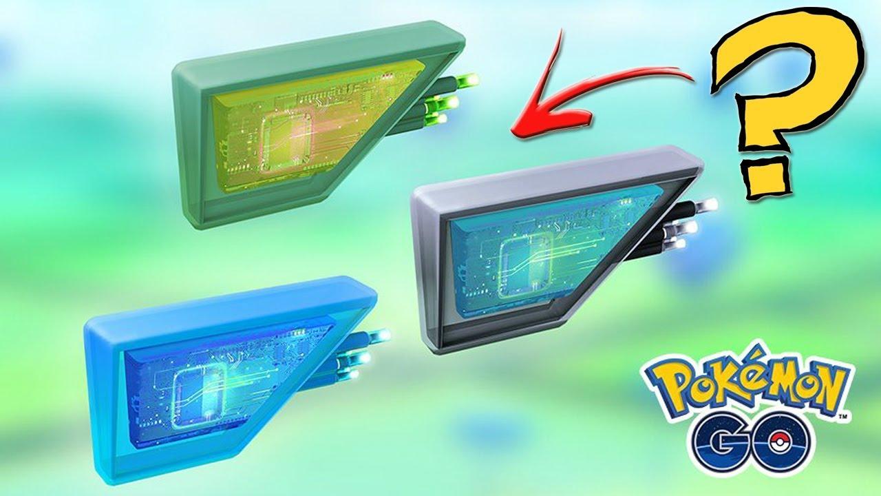 Estos son todos los módulos de cebos de Pokémon GO