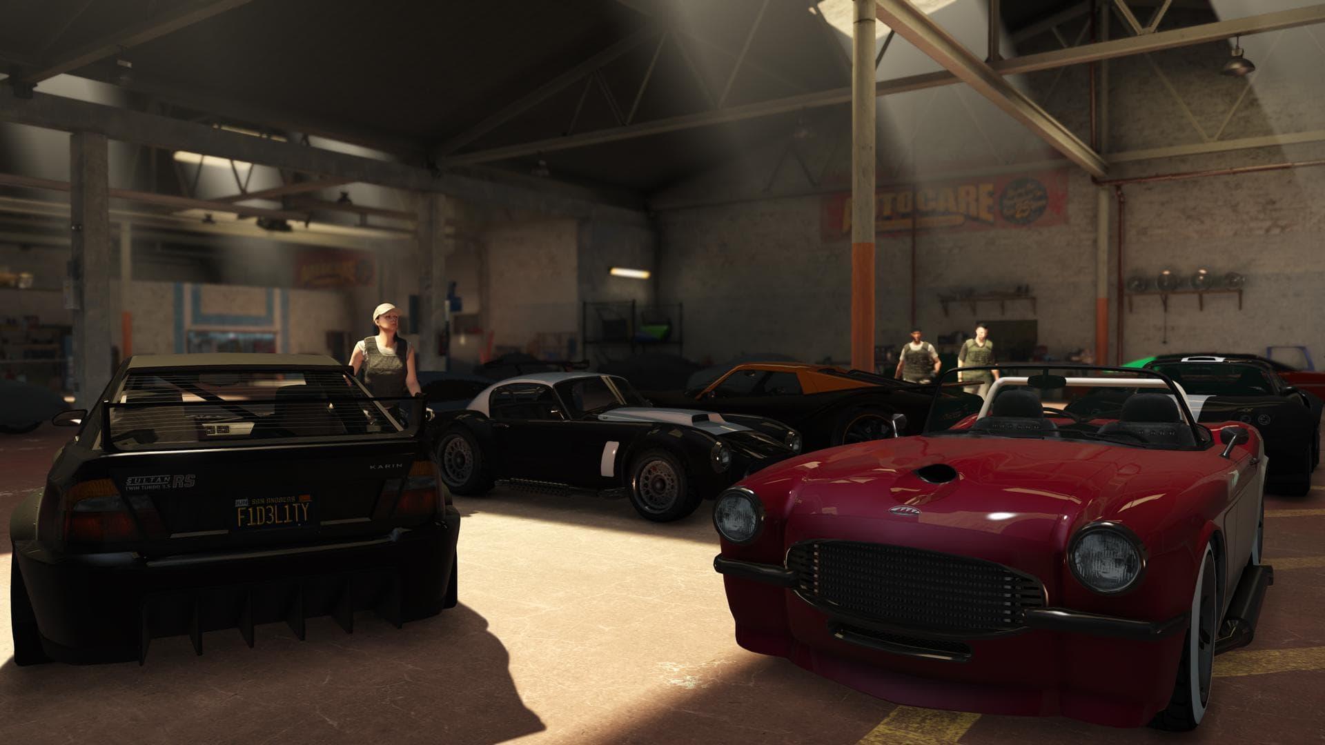 Los vehículos más extraños y exquisitos para conducir en GTA V