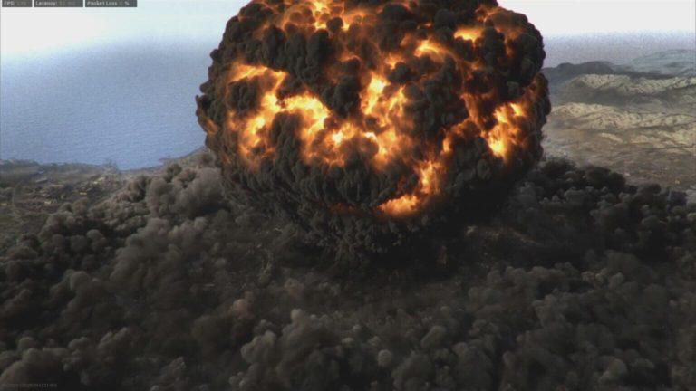 Así ha sido el aparatoso bombardeo a Verdansk en Warzone