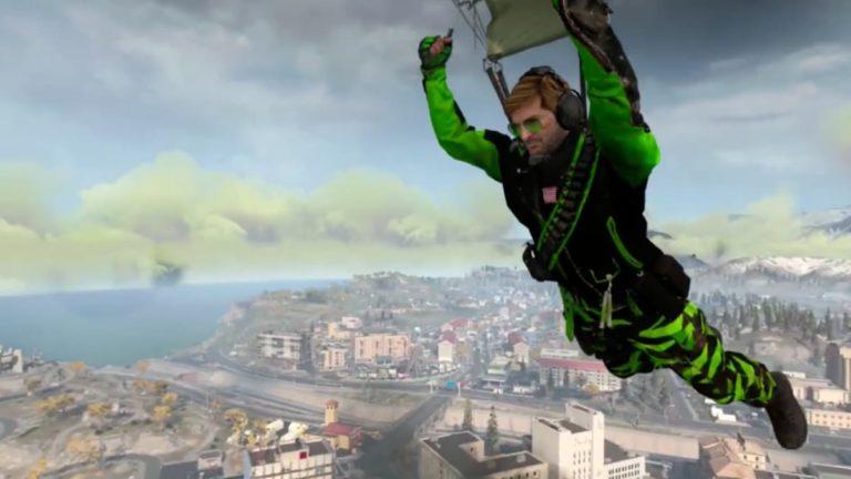 Un bug de CoD: Black Ops Cold War te convierte en Superman