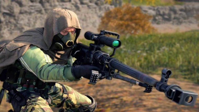 Cómo conseguir el francotirador ZRG en Warzone