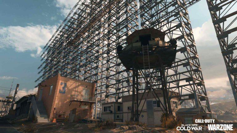 Cómo llegar hasta Array, el nuevo punto de Verdansk de Warzone