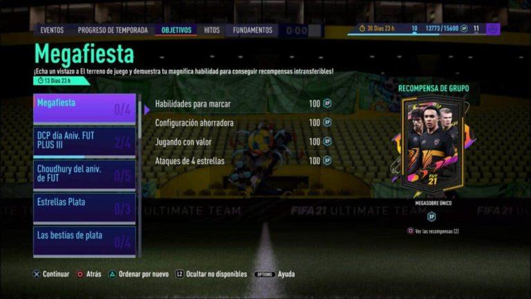 Cómo conseguir un megasobre gratis en FIFA 21 con el nuevo modo amistoso