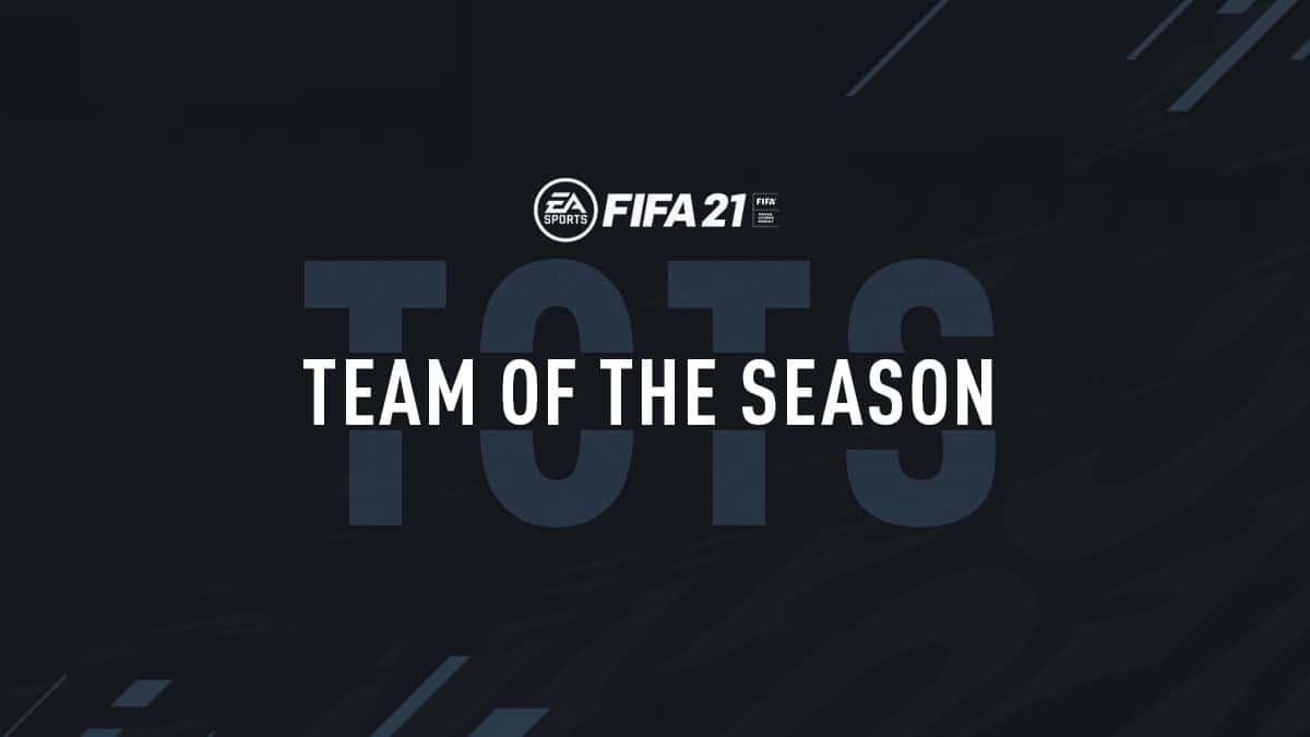 Fecha de comienzo del evento Team of the Season (TOTS) de FIFA 21