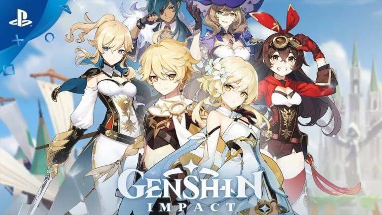 Genshin Impact llegará pronto a PS5