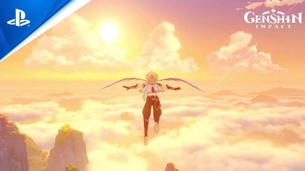 Así será Genshin Impact para PS5: gráficos de nueva generación