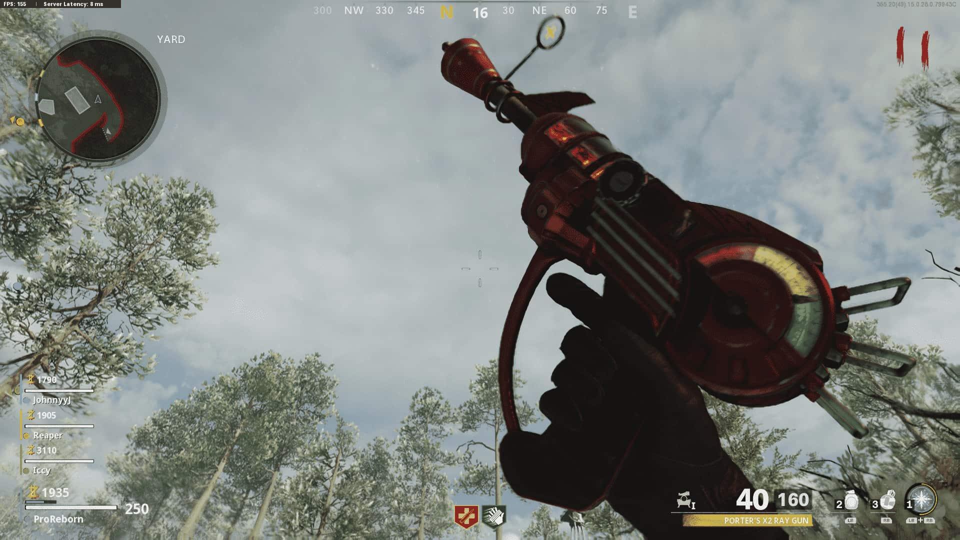 Cómo obtener la pistola de rayos en Outbreak de CoD: Black Ops Cold War