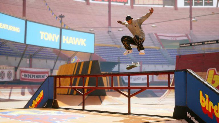 Tony Hawk's Pro Skater 1+2: los problemas de Xbox Series X se solucionan con un parche