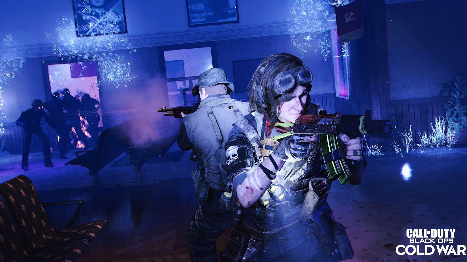 Ubicación de los intel en los zombis de Black Ops Cold War de la temporada 3