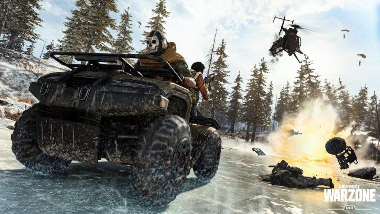 El fallo de la inmortalidad de Call of Duty Warzone reaparece