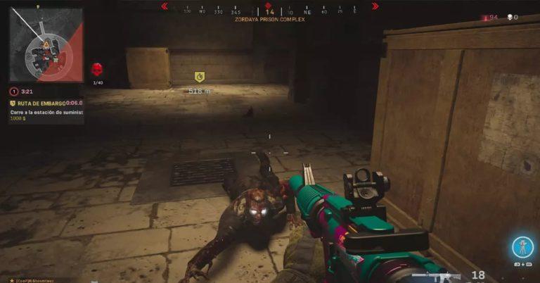 Warzone: morir en Verdansk te convertirá en un zombi