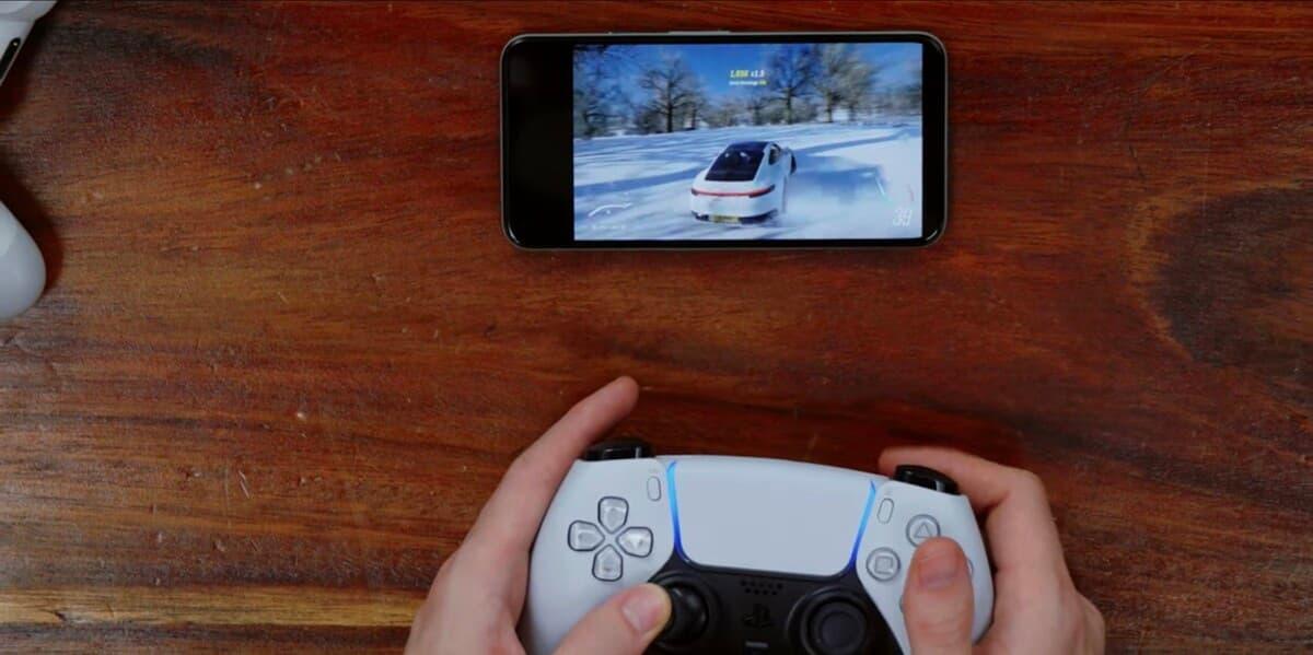 Cómo jugar con los DualSense de PS5 en el móvil