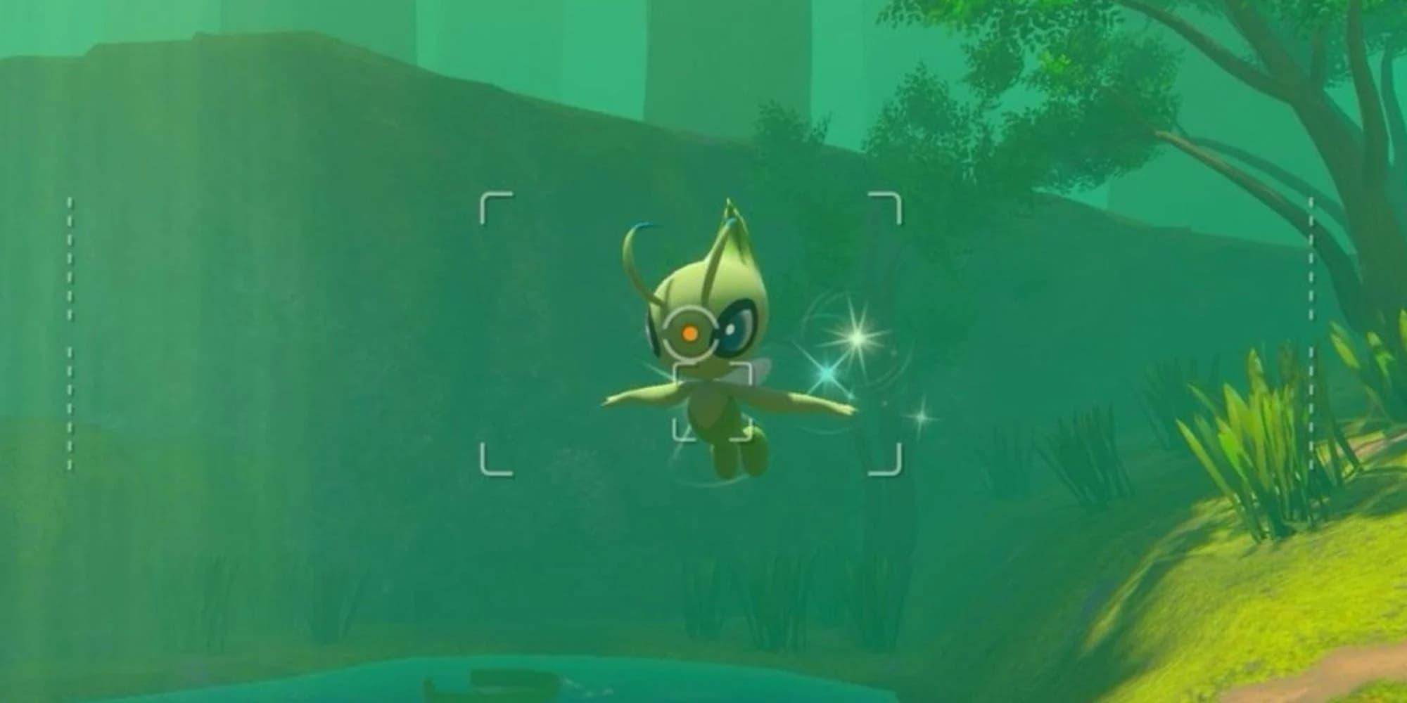 Dónde y cómo encontrar a Celebi en New Pokémon Snap