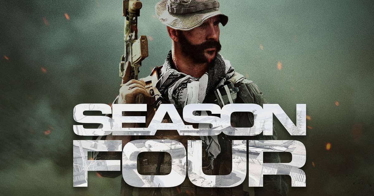 Fecha de comienzo de la temporada 4 de Warzone | Kyaooo