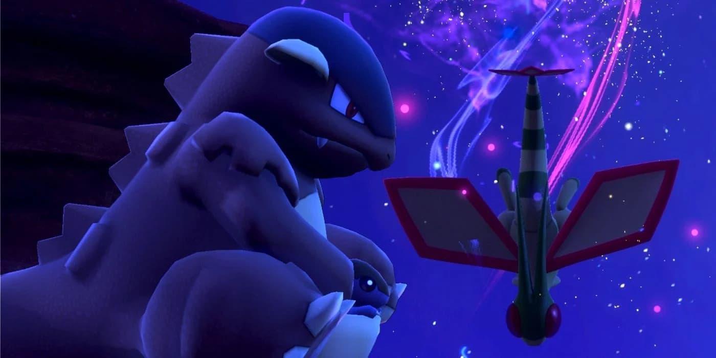 Estos son los pokémon que aparecen en el Desierto (de noche) de New Pokémon Snap