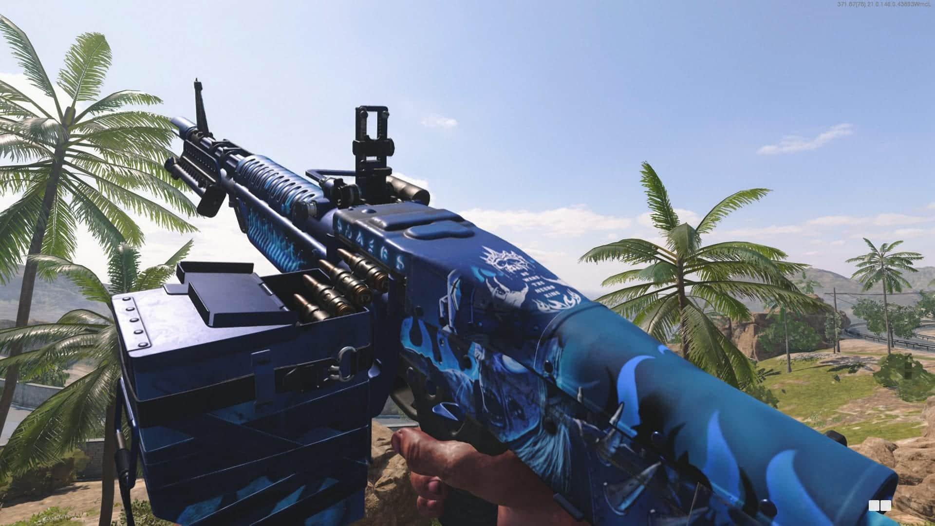 La clase de la M60 de Warzone que la vuelve un arma viable