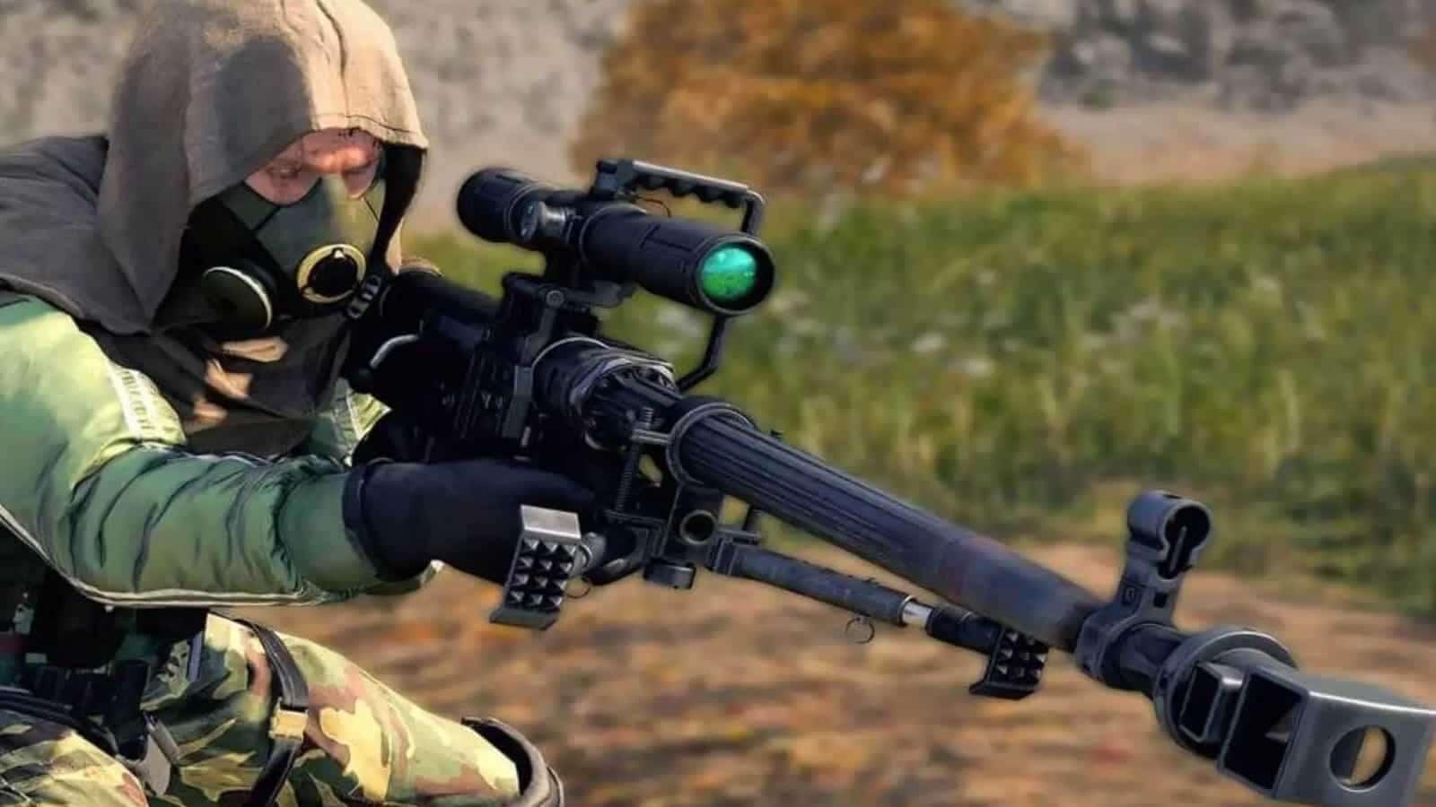 La mejor clase para arrasar con el milimétrico ZRG 20mm en Warzone